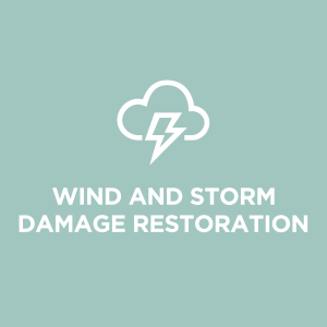 WIND & STORM DAMAGE CLEANUP & RESTORATION